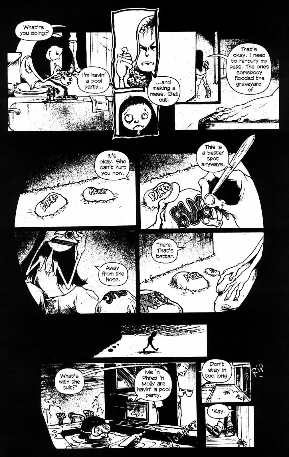 Read online Ojo comic -  Issue #2 - 11