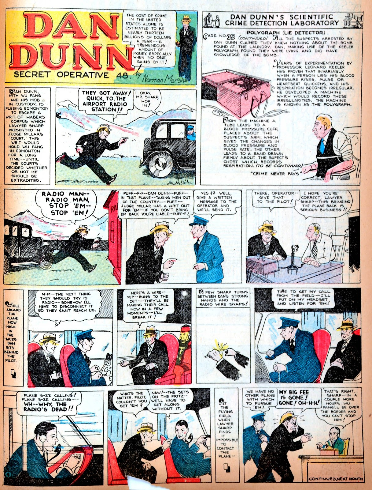 Read online Famous Funnies comic -  Issue #11 - 58