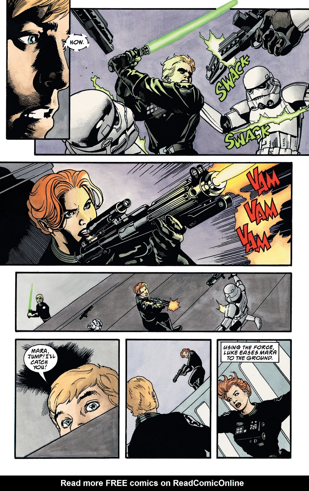 Read online Star Wars Legends: The New Republic - Epic Collection comic -  Issue # TPB 4 (Part 3) - 62