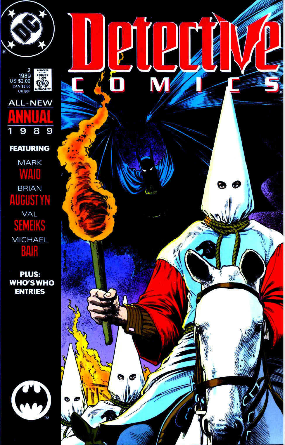 Read online Detective Comics (1937) comic -  Issue # _Annual 2 - 1