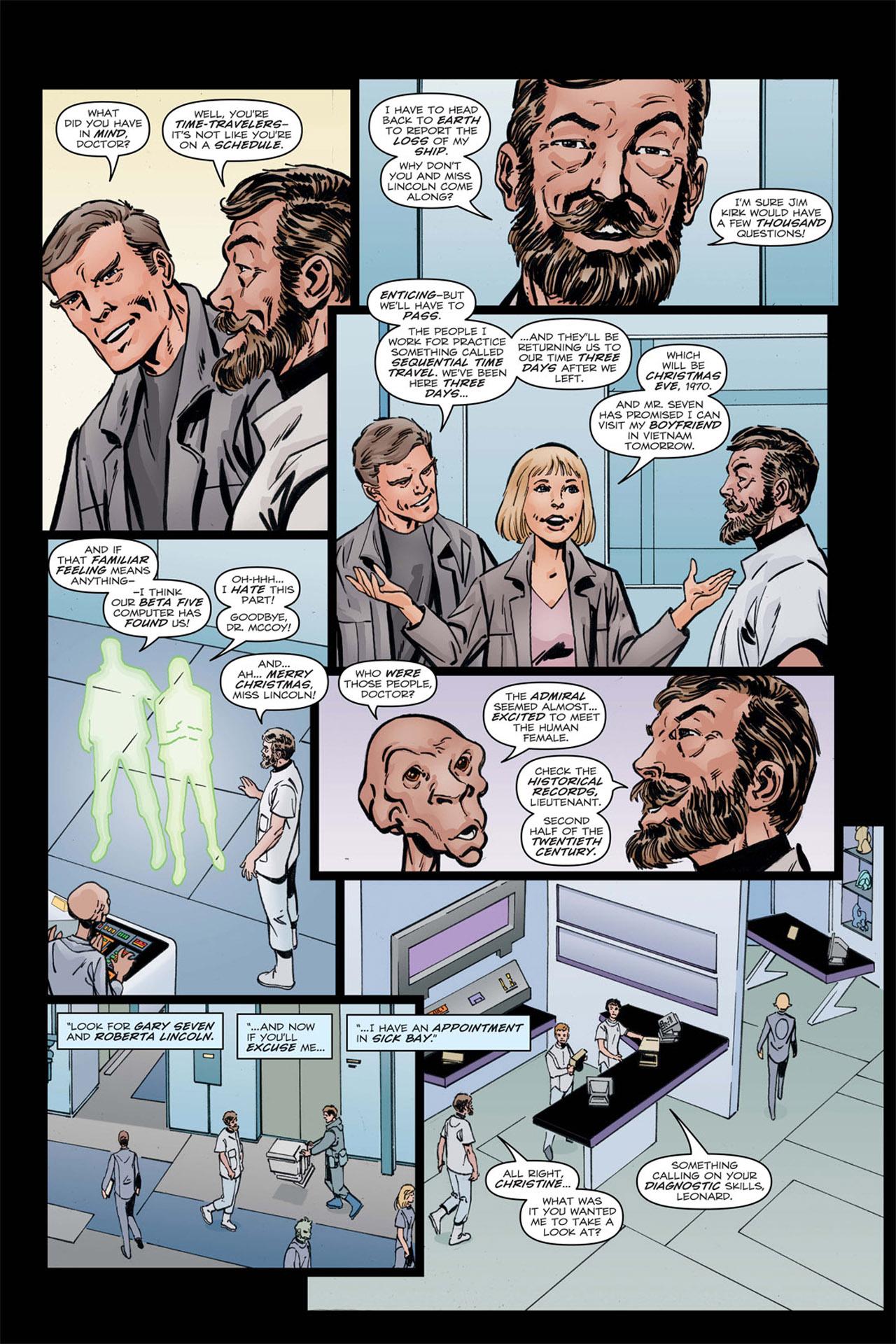Read online Star Trek: Leonard McCoy, Frontier Doctor comic -  Issue #4 - 7