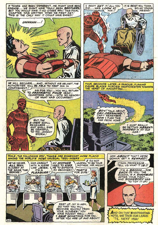 Read online Uncanny X-Men (1963) comic -  Issue #67 - 50