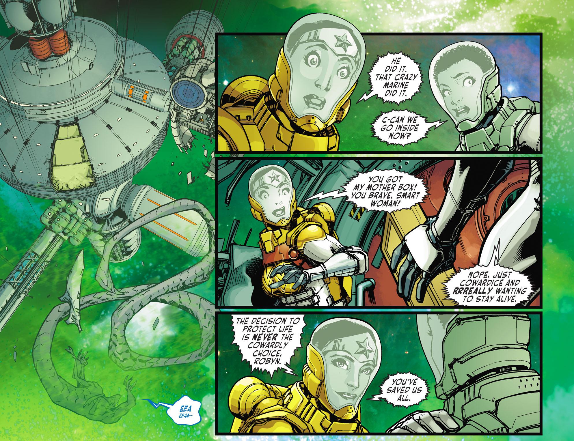 Read online Sensation Comics Featuring Wonder Woman comic -  Issue #21 - 11