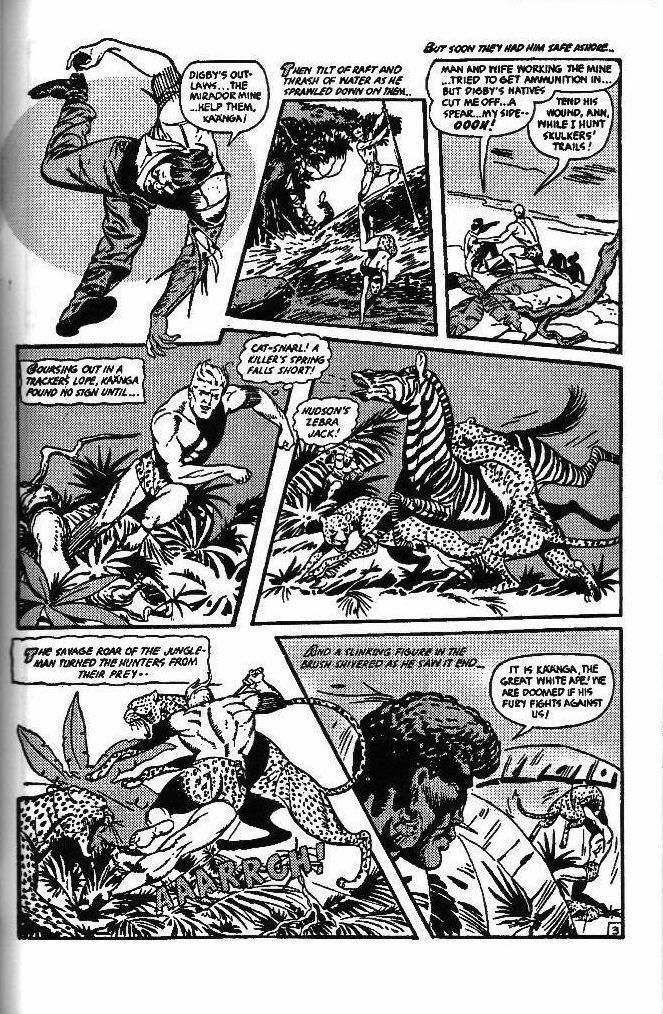 Read online Men of Mystery Comics comic -  Issue #46 - 43