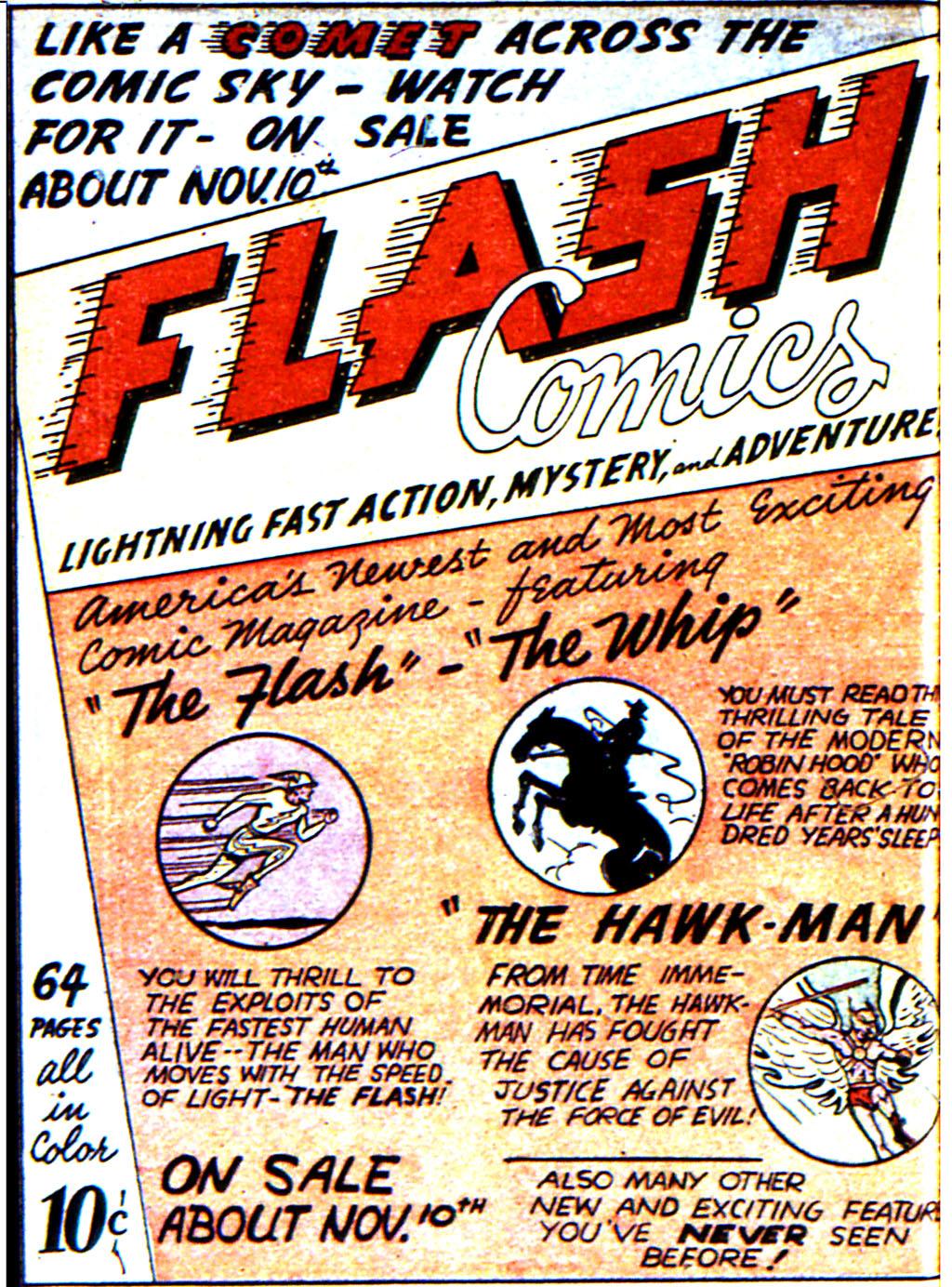 Read online Adventure Comics (1938) comic -  Issue #45 - 66