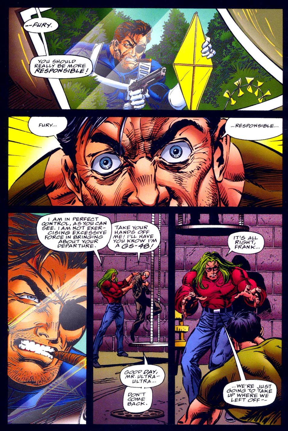 Read online Double Edge comic -  Issue # Issue Alpha - 24