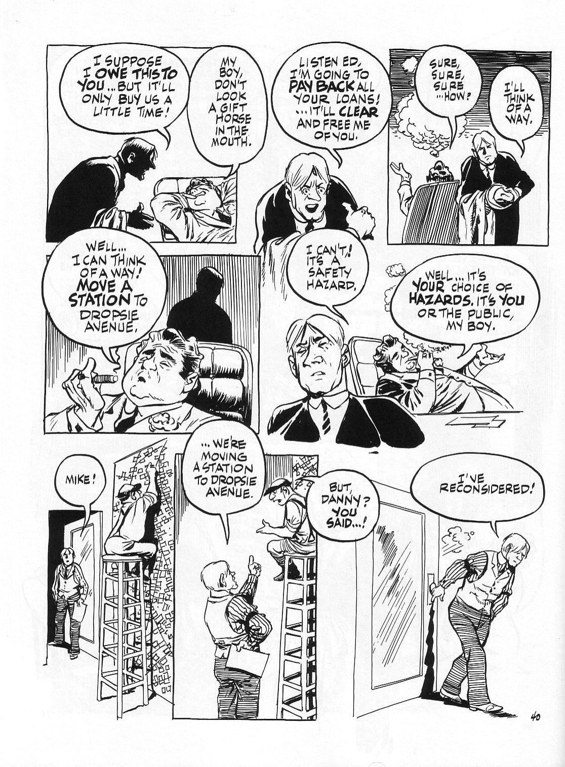 Read online Dropsie Avenue, The Neighborhood comic -  Issue # Full - 42