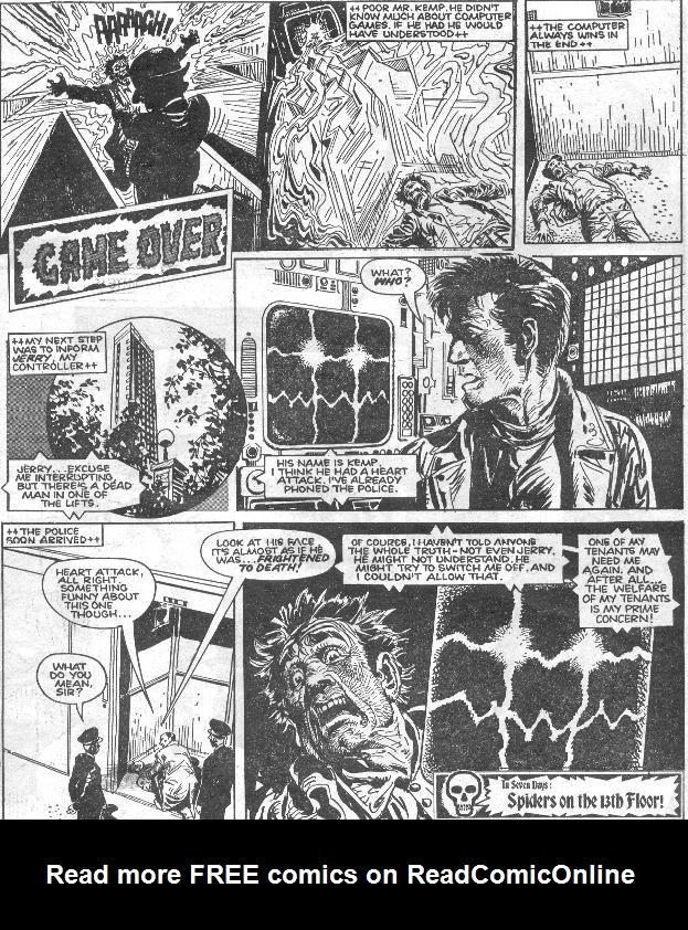 Read online The Thirteenth Floor (2007) comic -  Issue # Full - 8