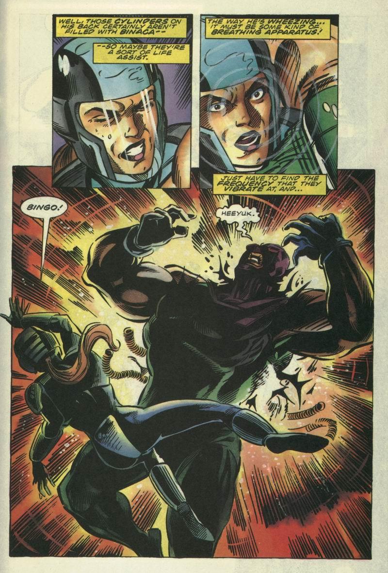 Read online Secret Weapons comic -  Issue #17 - 15