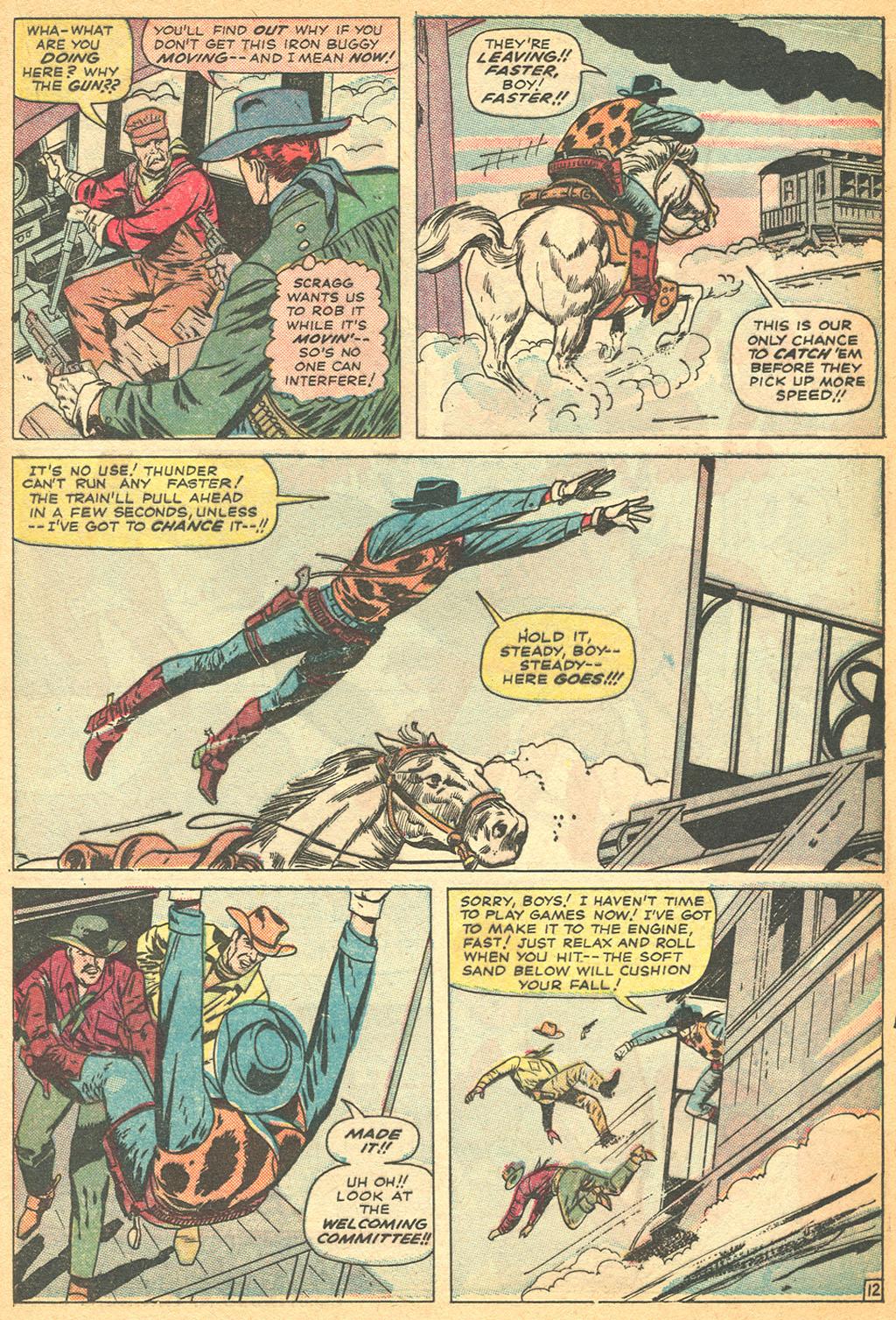Read online Two-Gun Kid comic -  Issue #76 - 17