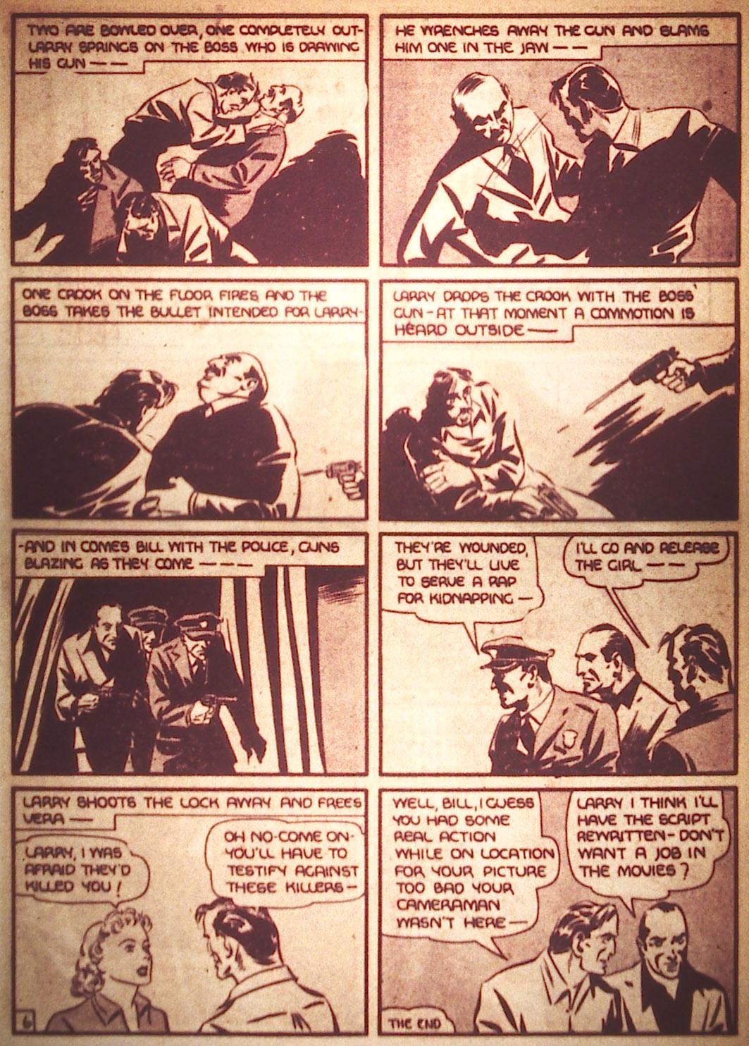 Read online Detective Comics (1937) comic -  Issue #18 - 21