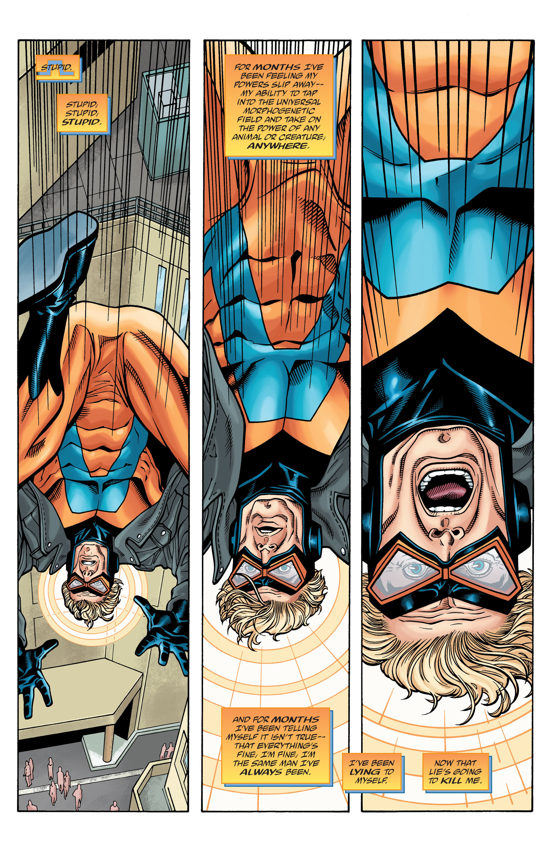The Last Days of Animal Man 2 Page 2
