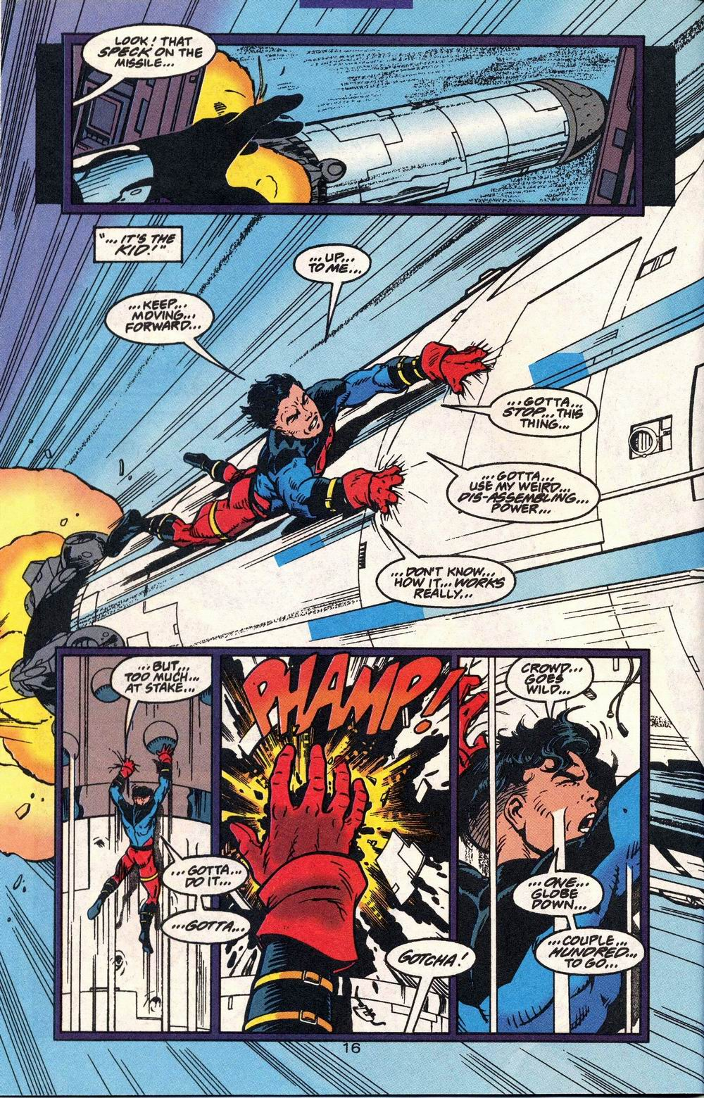 Read online Adventures of Superman (1987) comic -  Issue #504 - 17