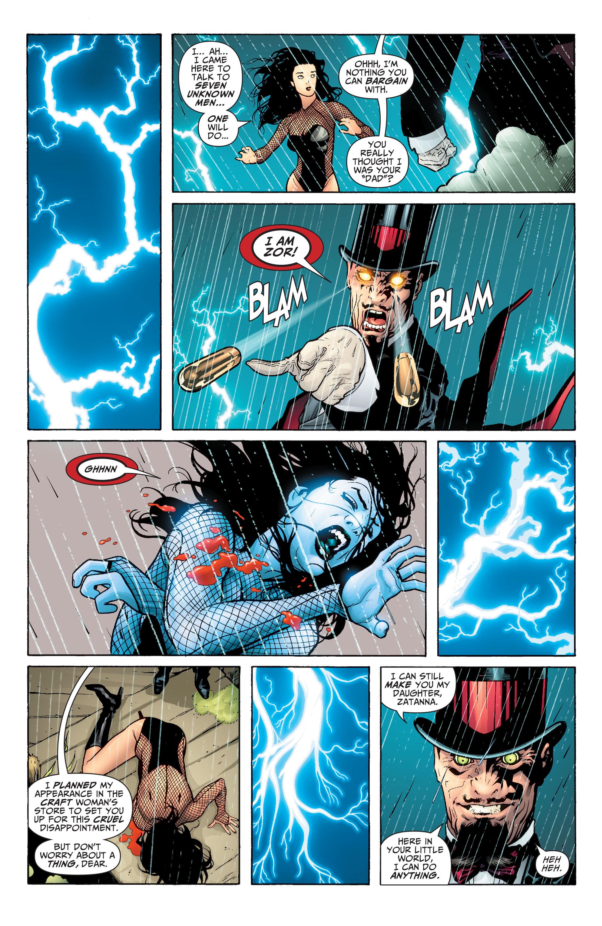 Read online Seven Soldiers: Zatanna comic -  Issue #4 - 8