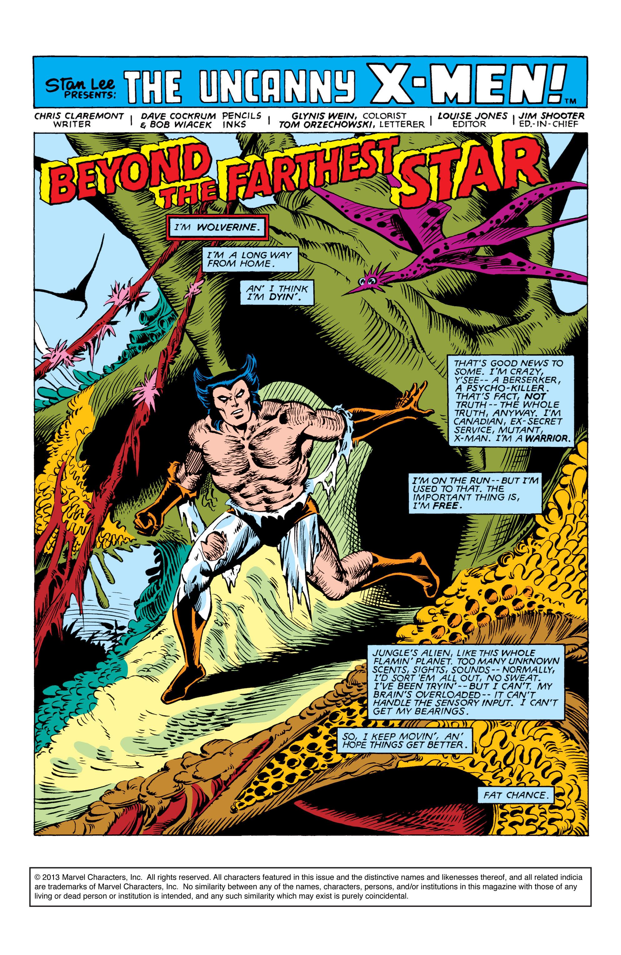 Read online Uncanny X-Men (1963) comic -  Issue #162 - 2