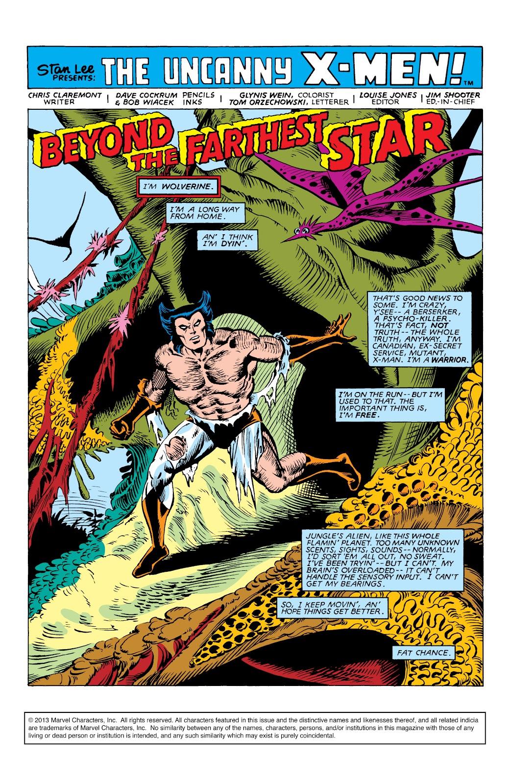 Uncanny X-Men (1963) issue 162 - Page 2