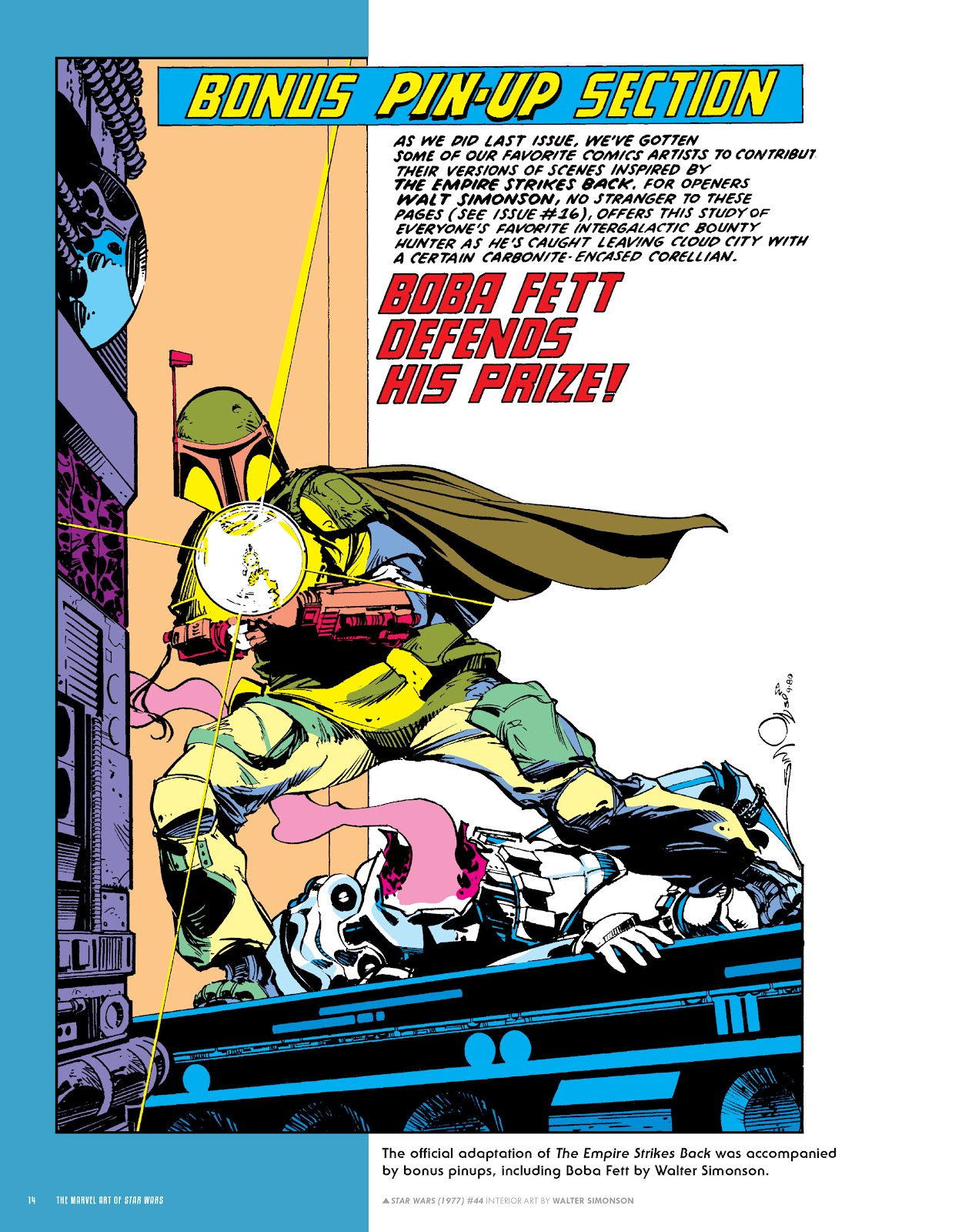 Read online The Marvel Art of Star Wars comic -  Issue # TPB (Part 1) - 13