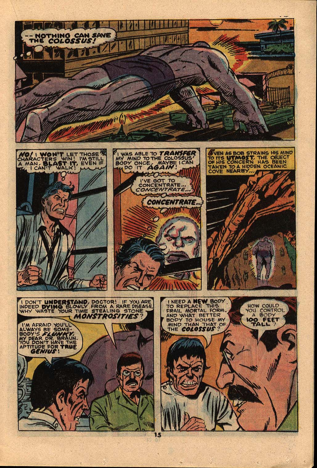 Read online Astonishing Tales (1970) comic -  Issue #21 - 10