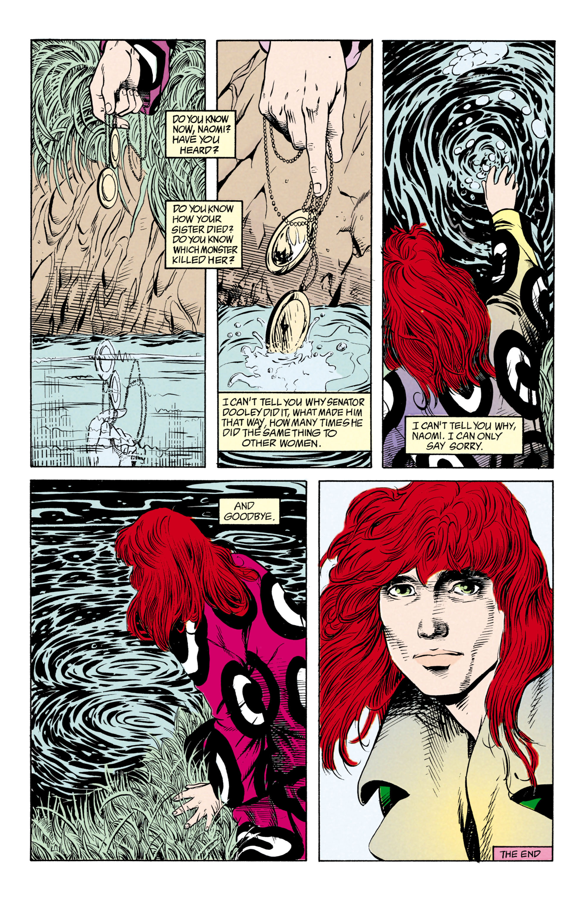 Read online Shade, the Changing Man comic -  Issue #29 - 25