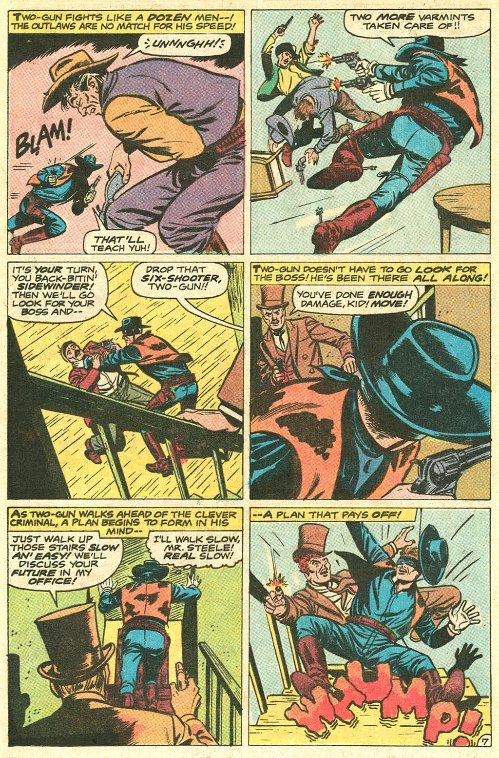 Kid Colt Outlaw issue 141 - Page 24