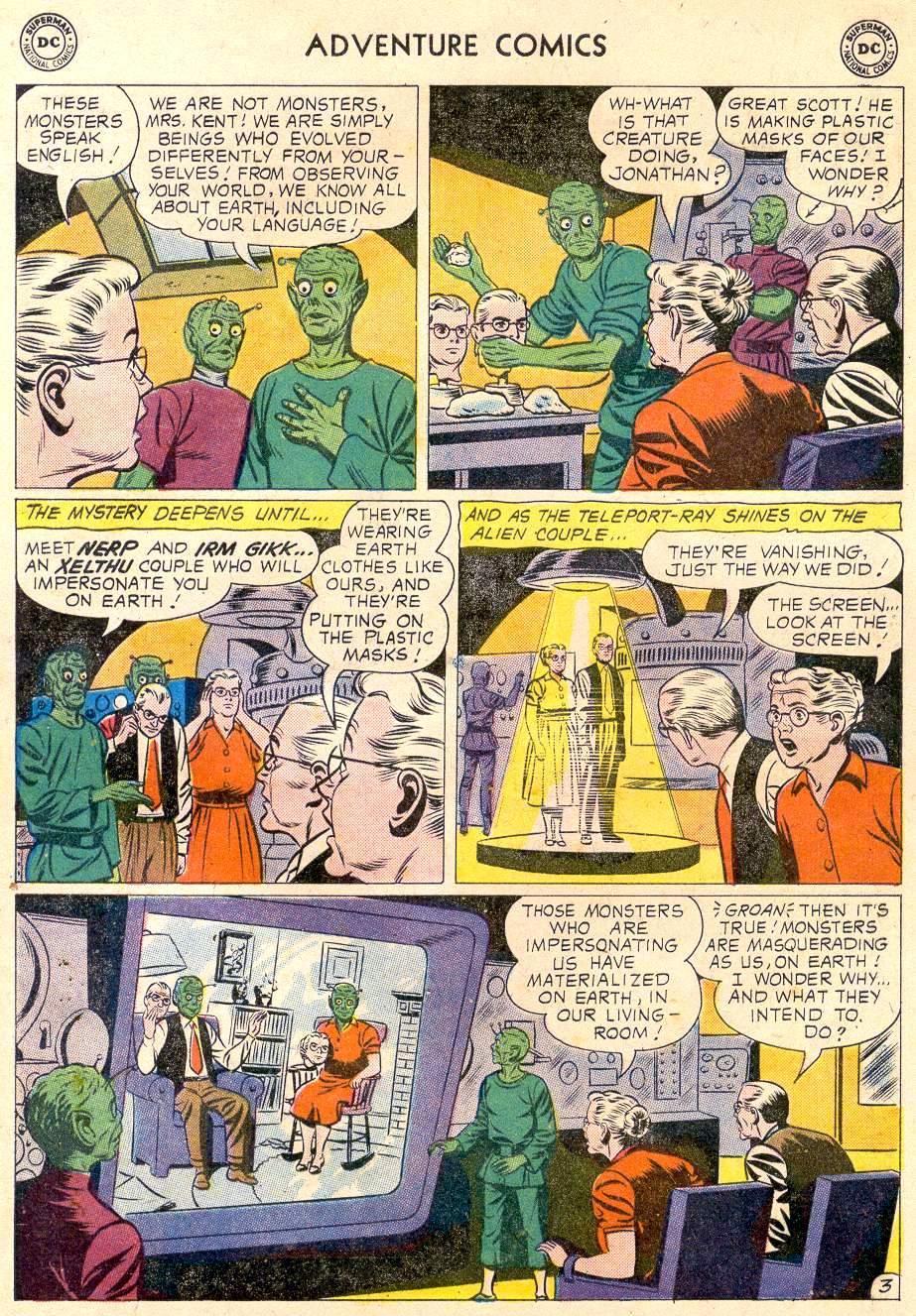 Read online Adventure Comics (1938) comic -  Issue #270 - 5