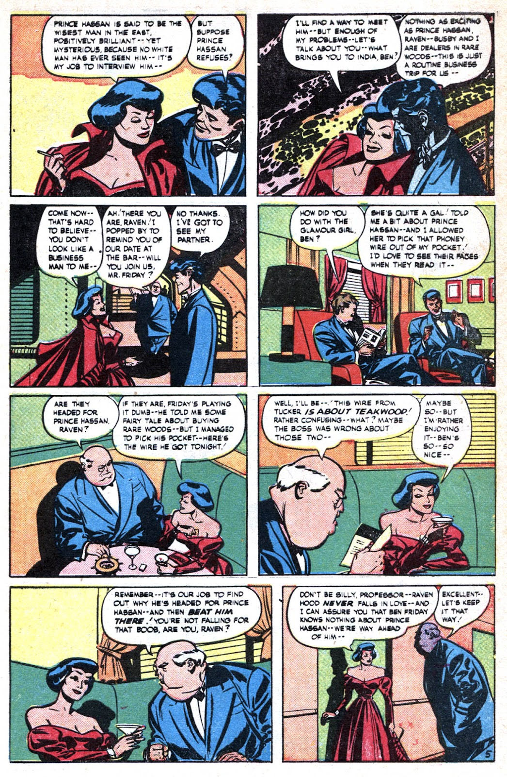 Read online Famous Funnies comic -  Issue #190 - 7