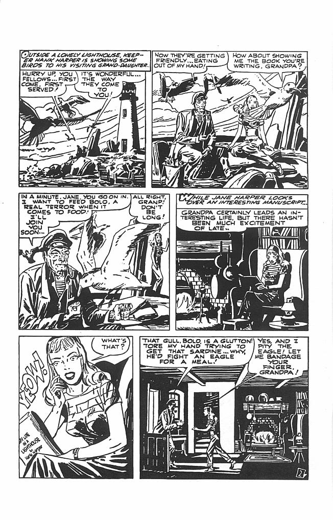 Read online Men of Mystery Comics comic -  Issue #40 - 4