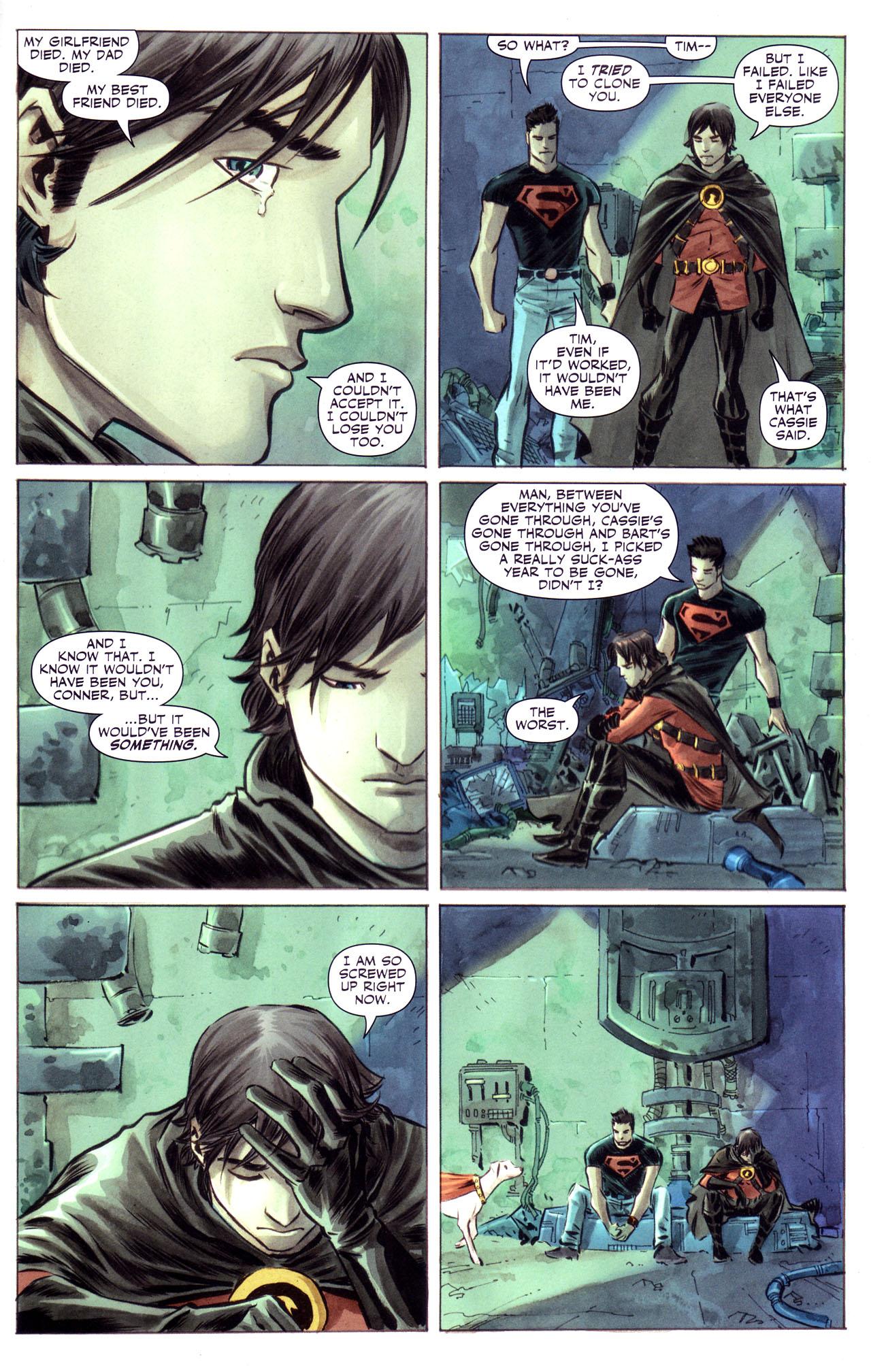 Read online Adventure Comics (2009) comic -  Issue #3 - 18
