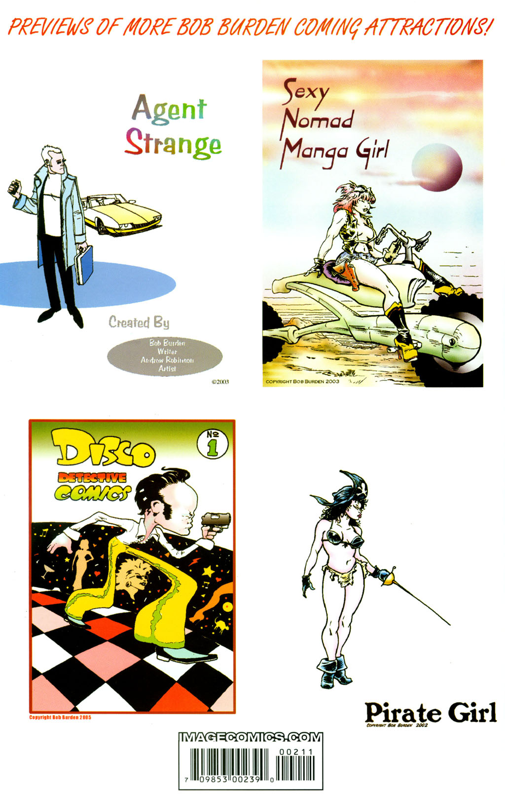 Read online Flaming Carrot Comics (2004) comic -  Issue #2 - 34