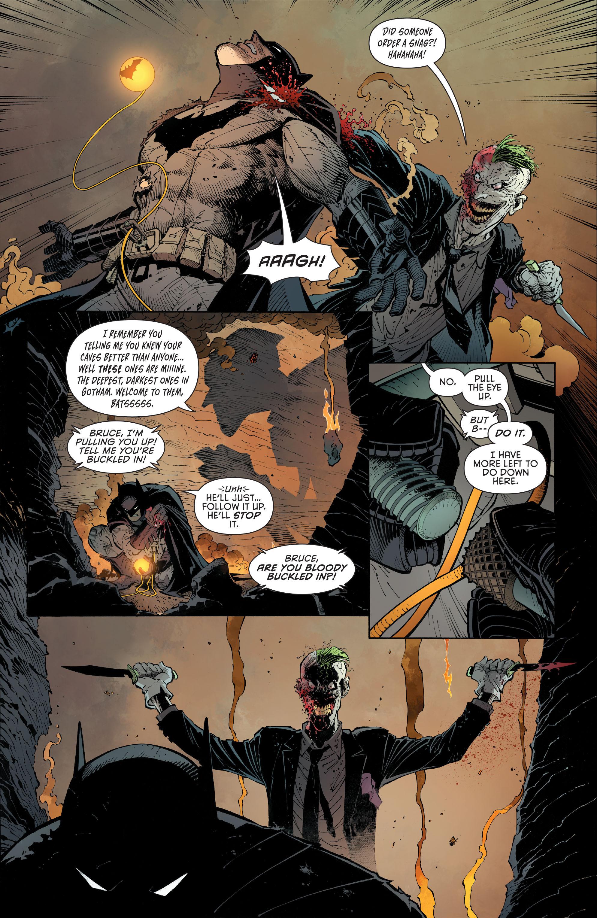 Read online Batman (2011) comic -  Issue # _TPB 7 - 135
