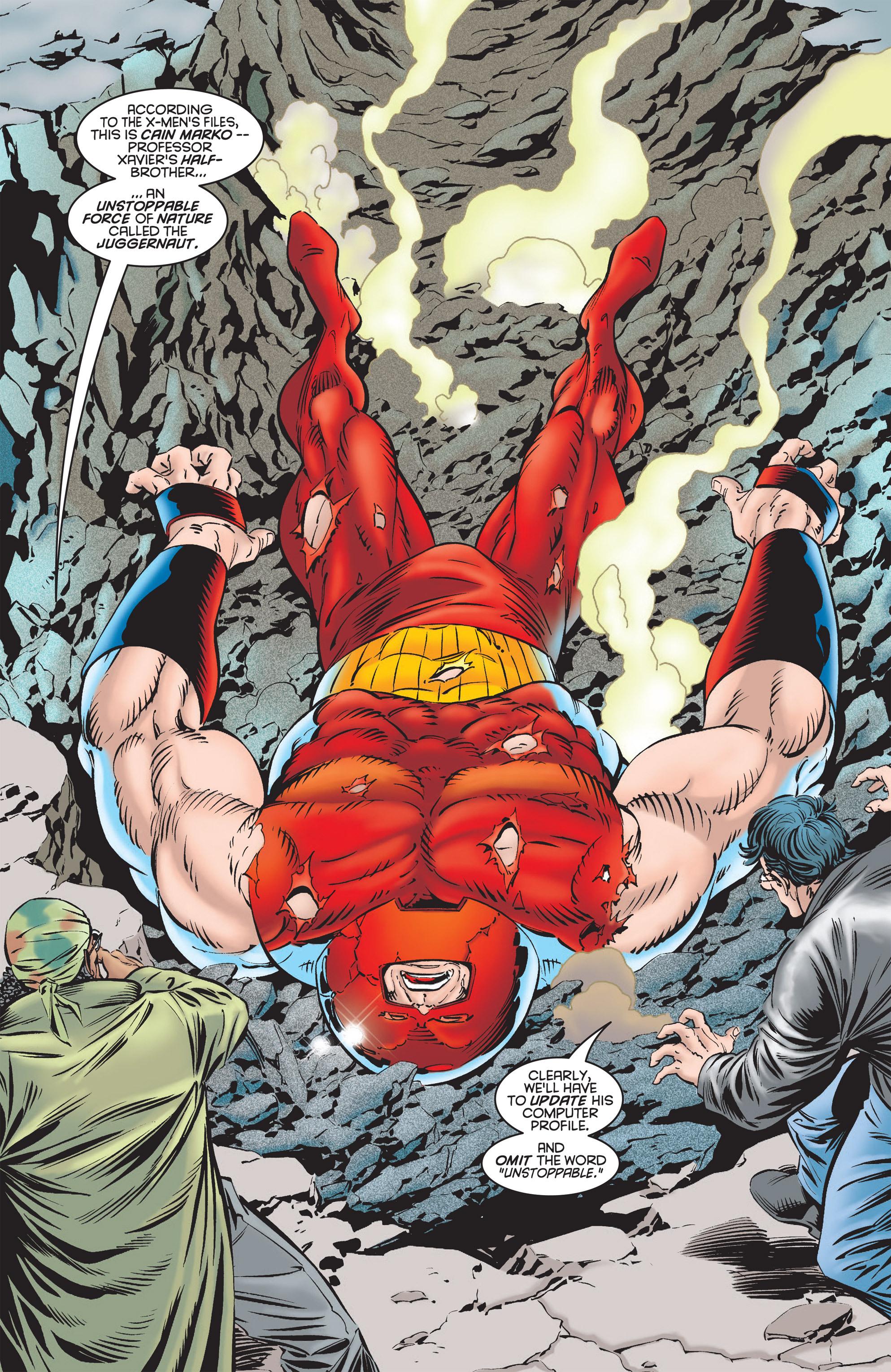 Read online Uncanny X-Men (1963) comic -  Issue #322 - 10