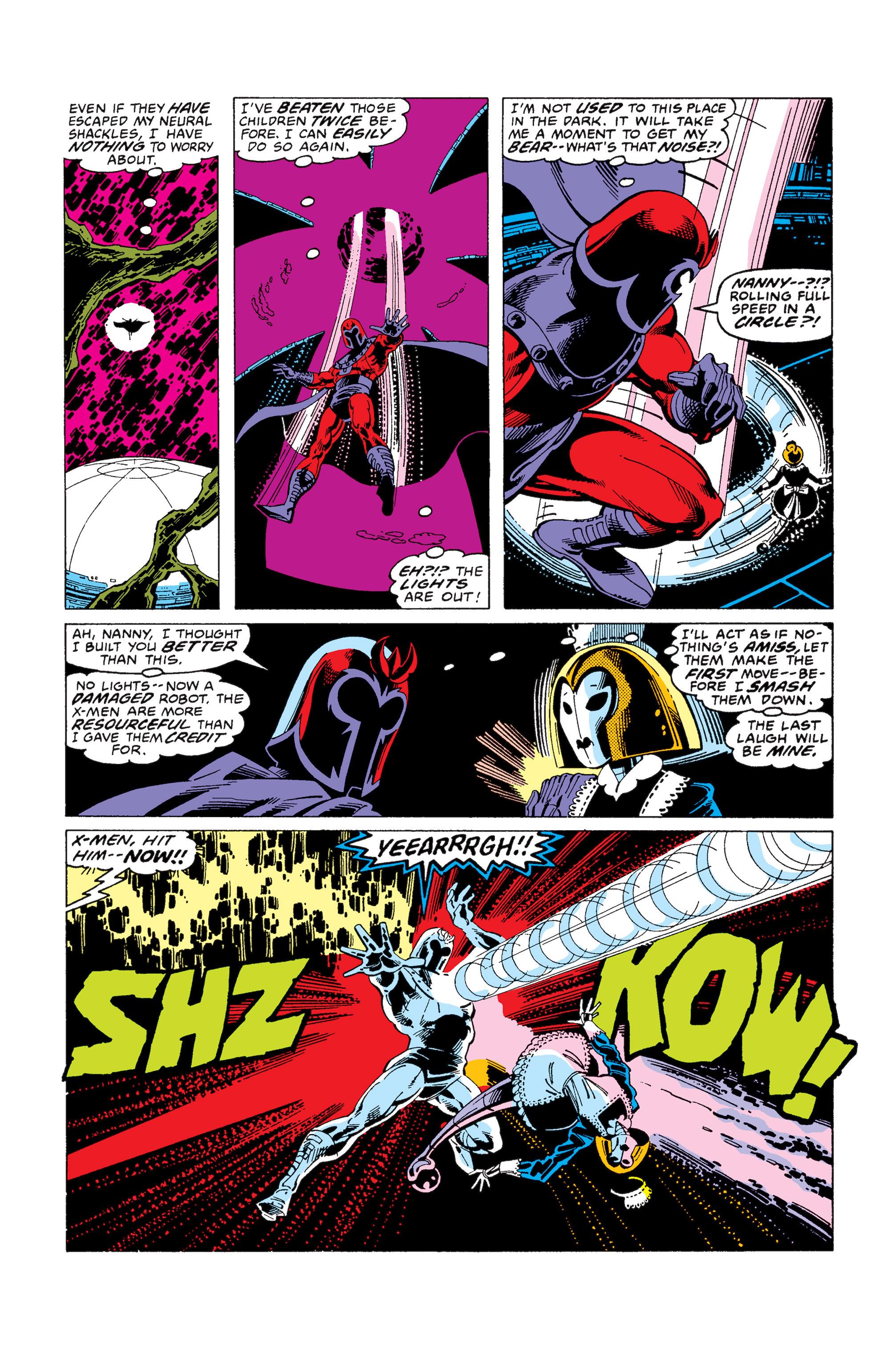 Uncanny X-Men (1963) 113 Page 9