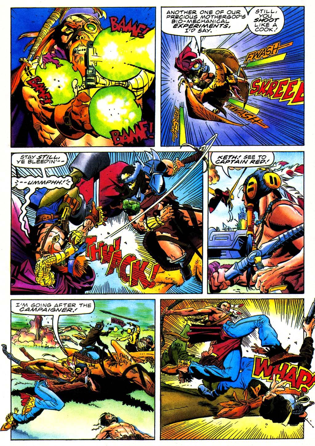 Read online Turok, Dinosaur Hunter (1993) comic -  Issue #27 - 13