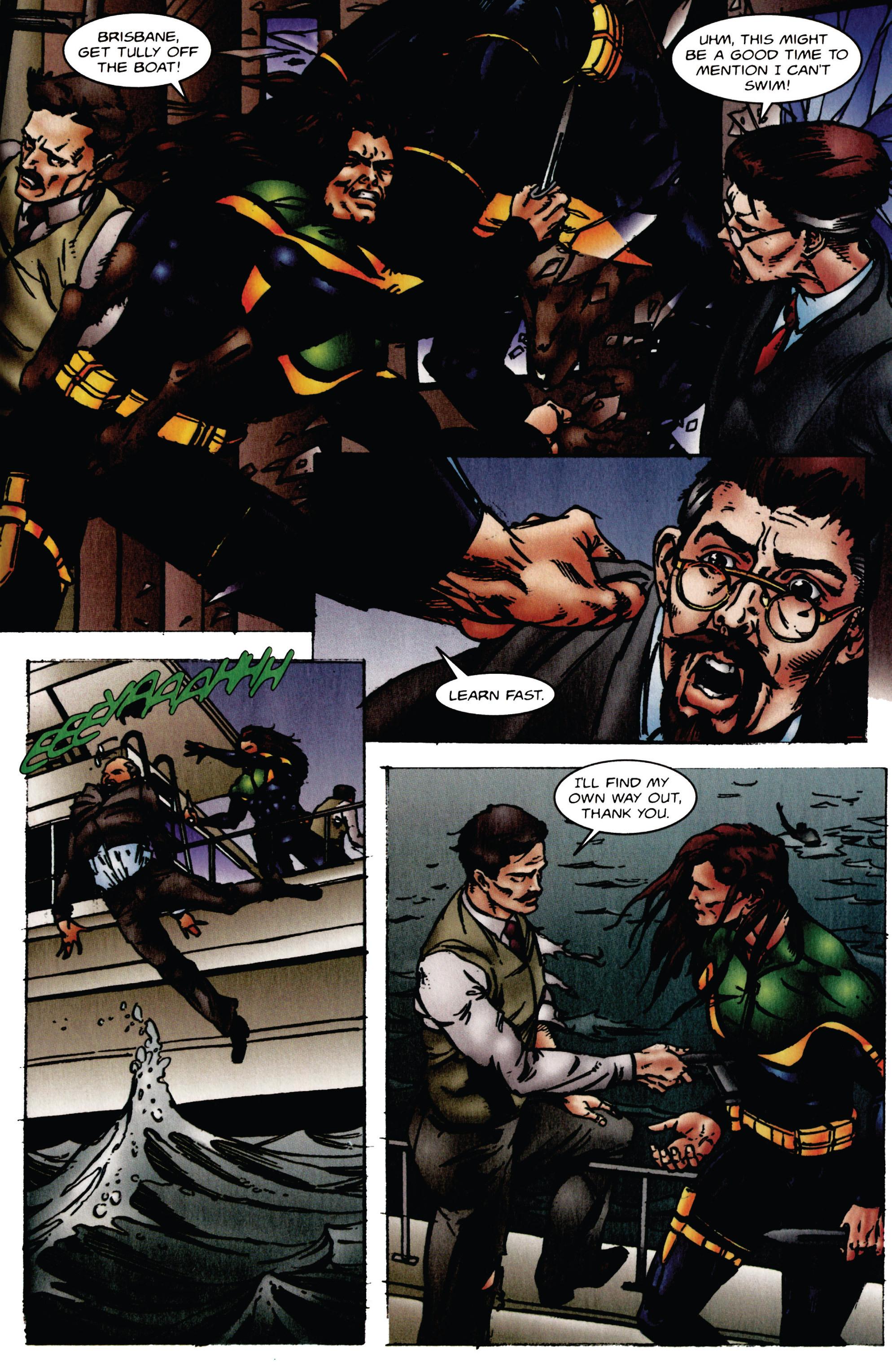 Read online Eternal Warrior (1992) comic -  Issue #46 - 20