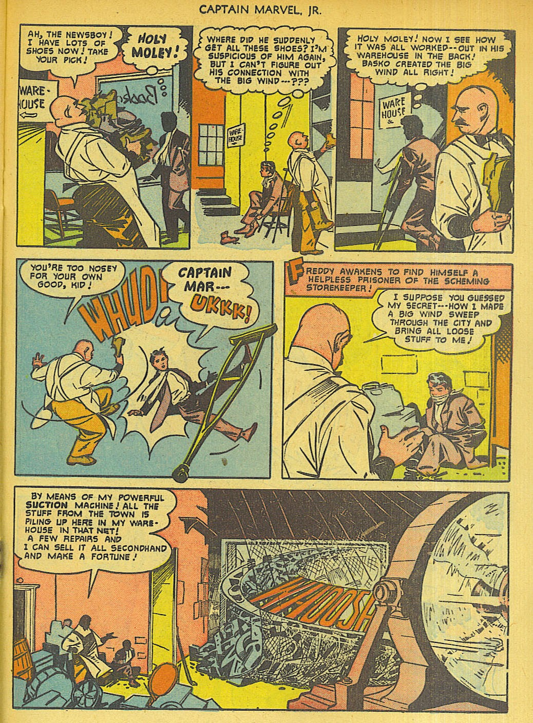 Captain Marvel, Jr. issue 96 - Page 31