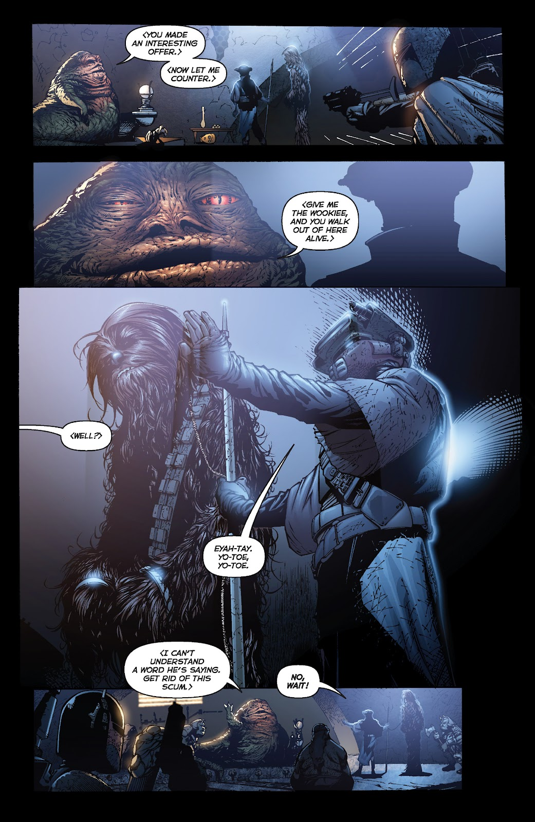 Read online Star Wars Legends: Infinities - Epic Collection comic -  Issue # TPB (Part 2) - 99