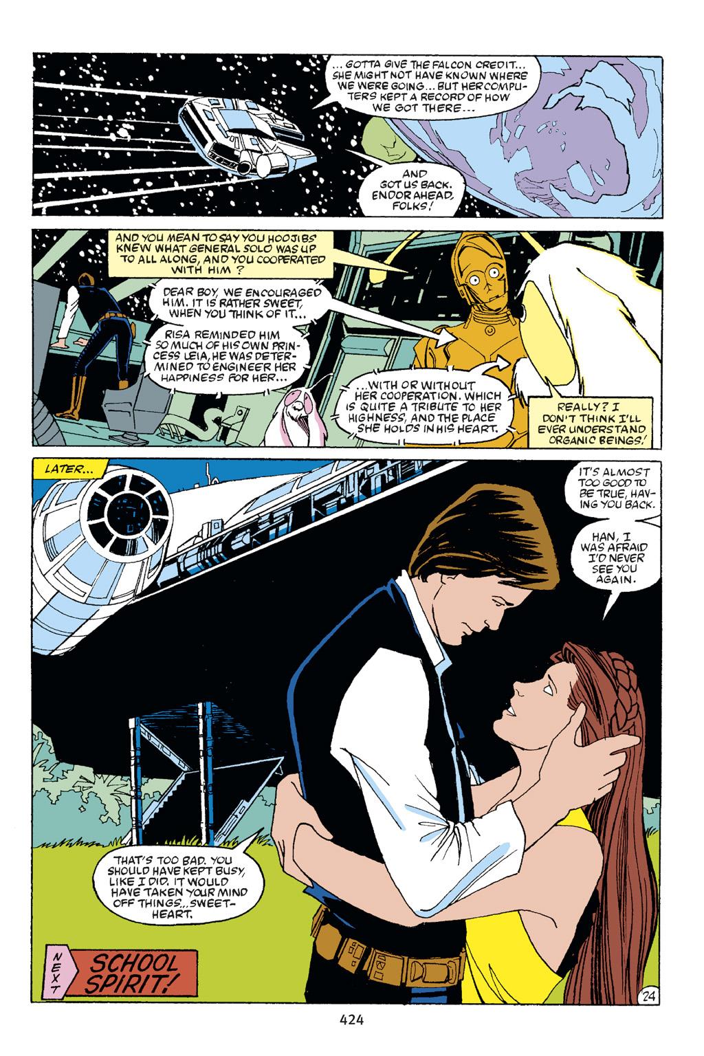 Read online Star Wars Omnibus comic -  Issue # Vol. 21.5 - 151