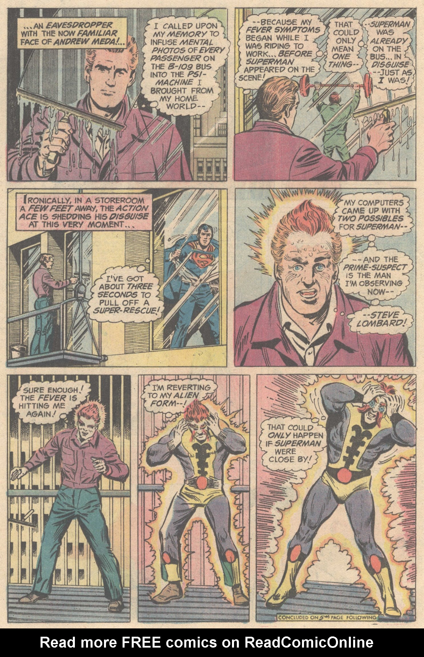 Read online Action Comics (1938) comic -  Issue #460 - 16