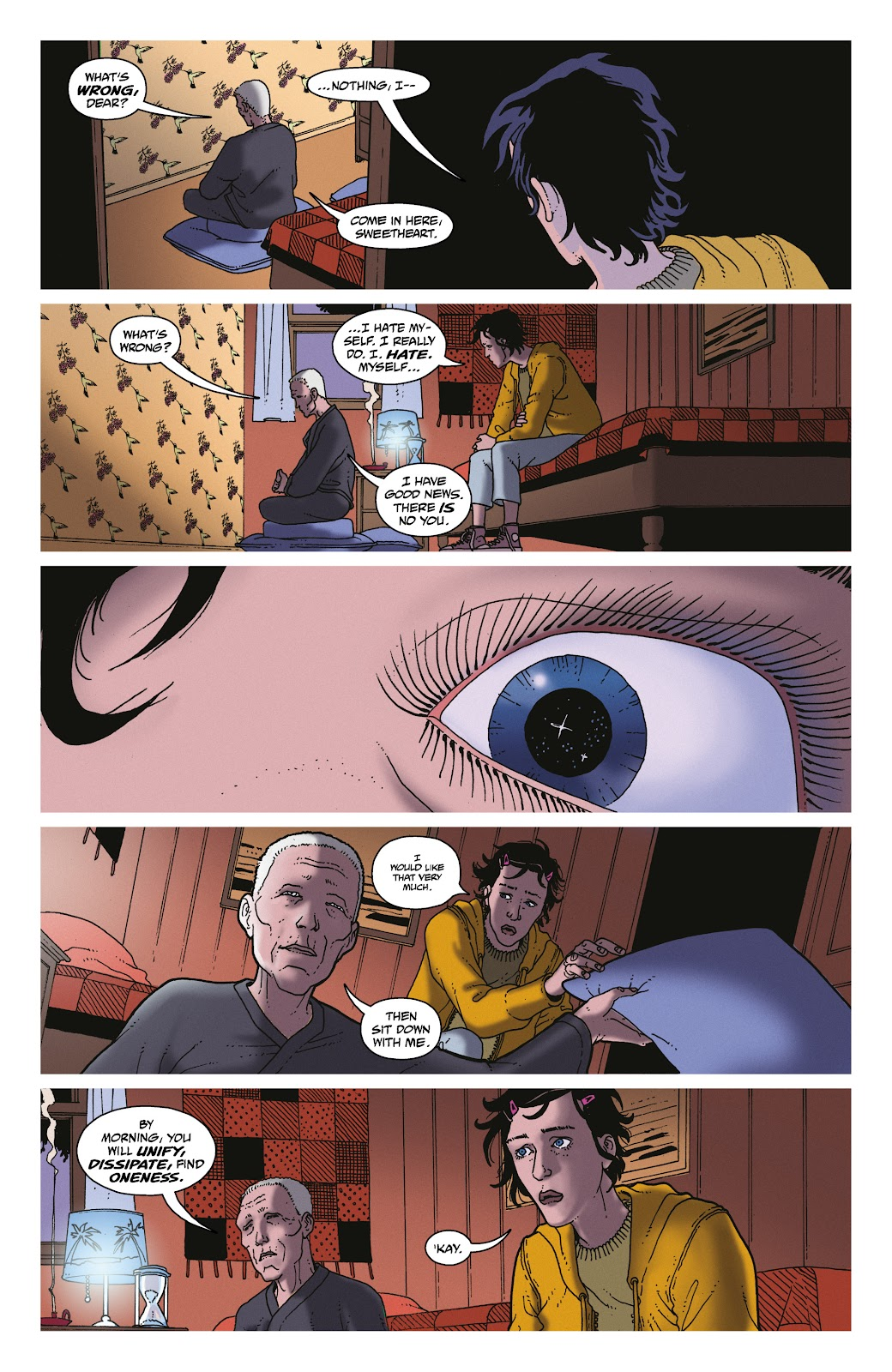 Read online She Could Fly comic -  Issue # _TPB - 56