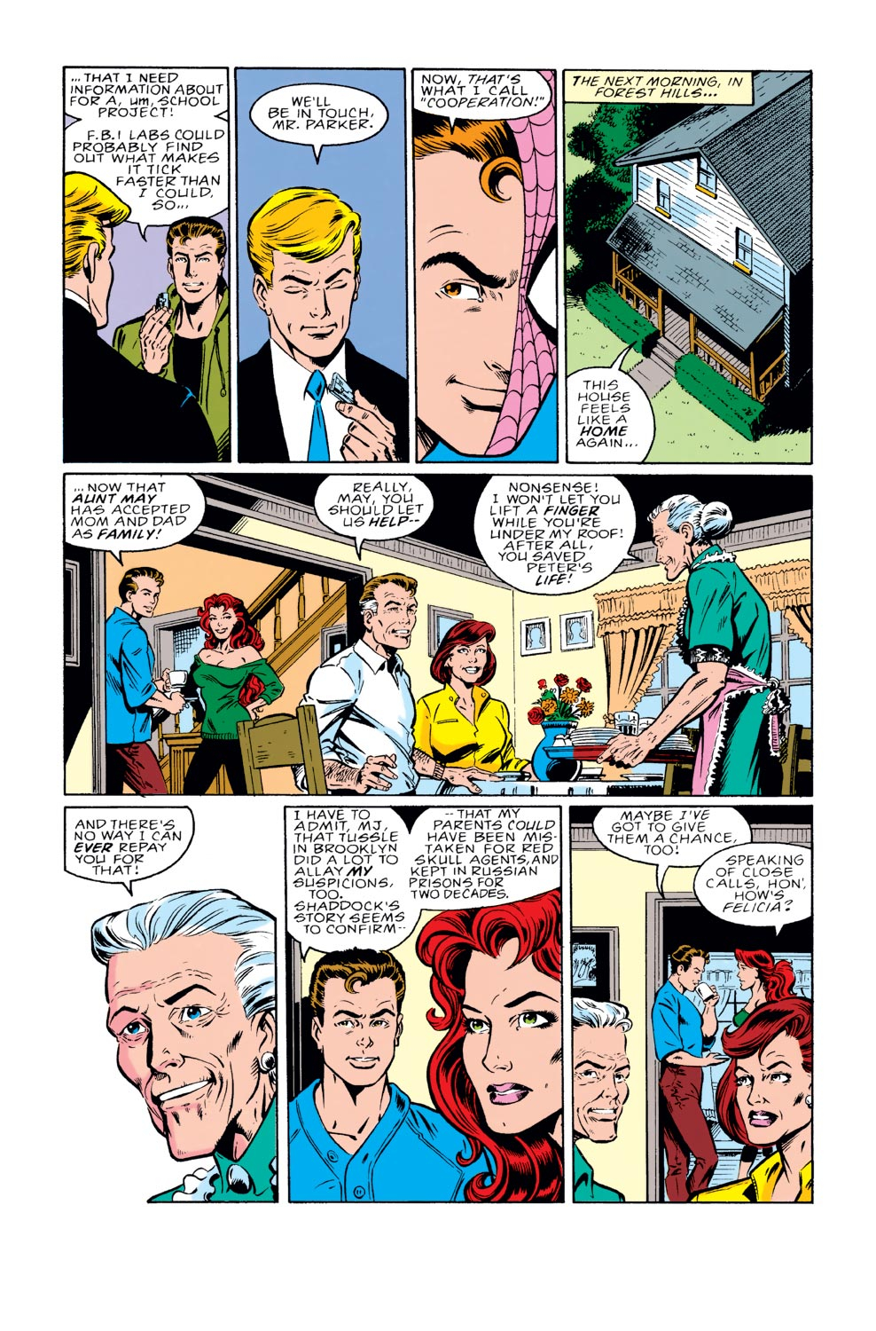 The Amazing Spider-Man (1963) 373 Page 5