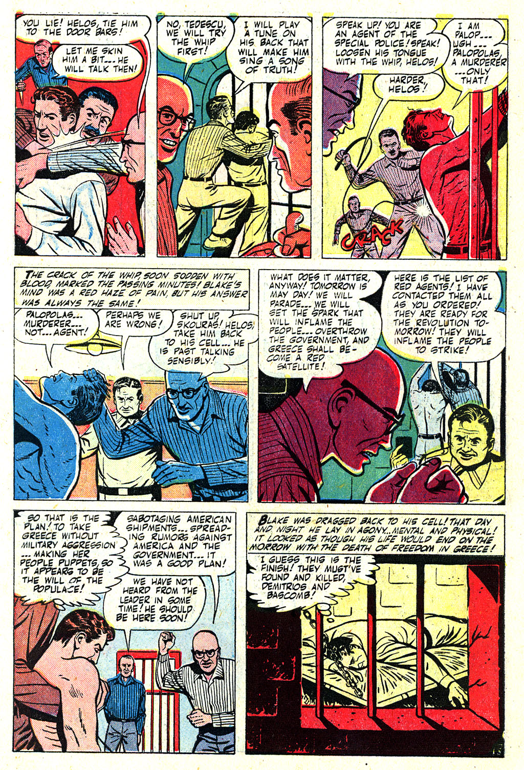 Kent Blake of the Secret Service issue 5 - Page 7