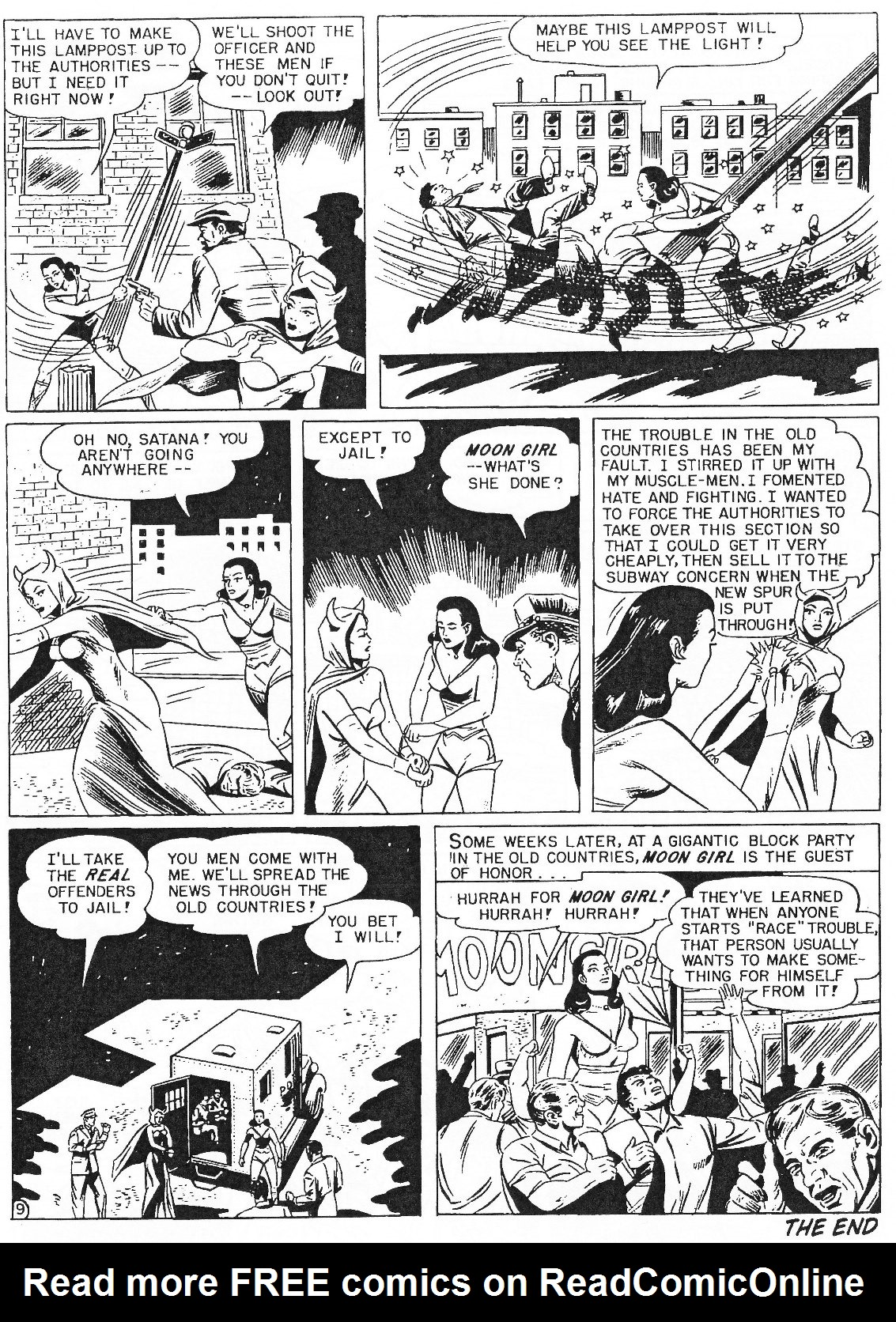 Read online Men of Mystery Comics comic -  Issue #81 - 42