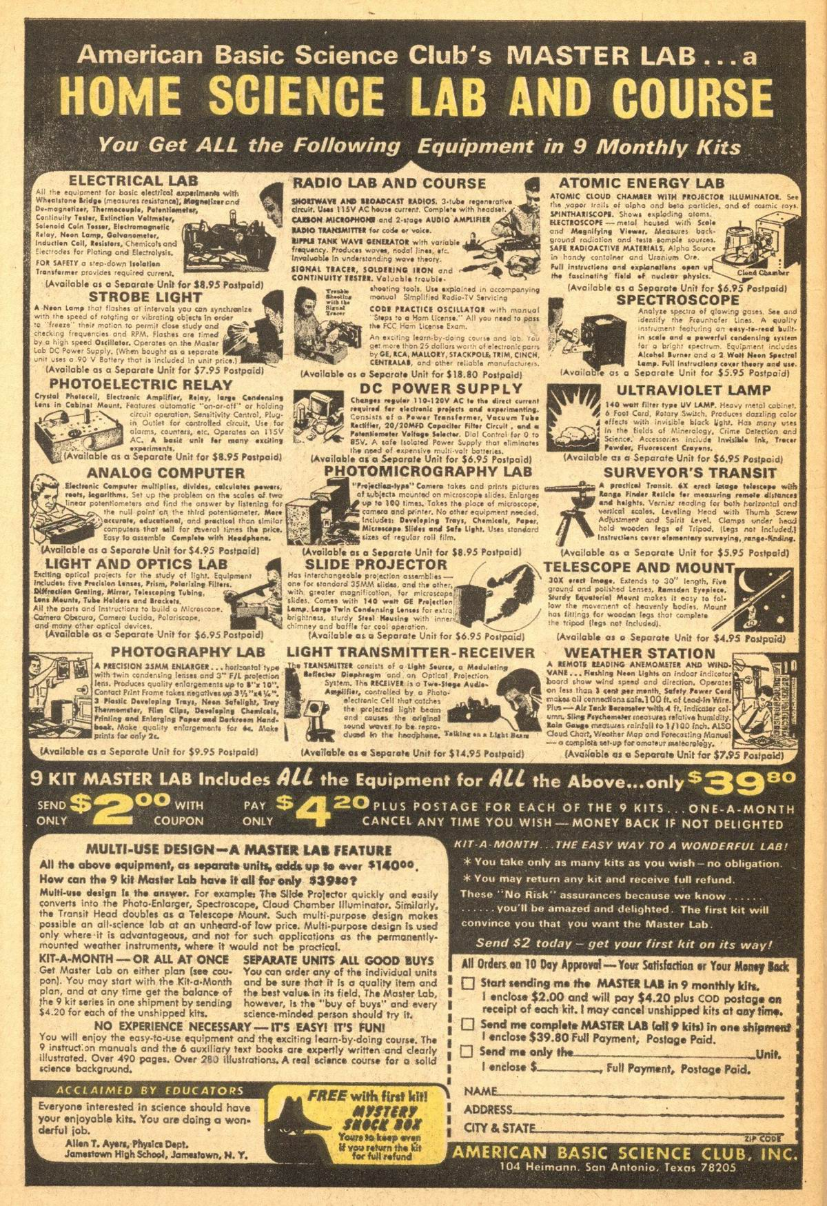 Read online Aquaman (1962) comic -  Issue #32 - 34