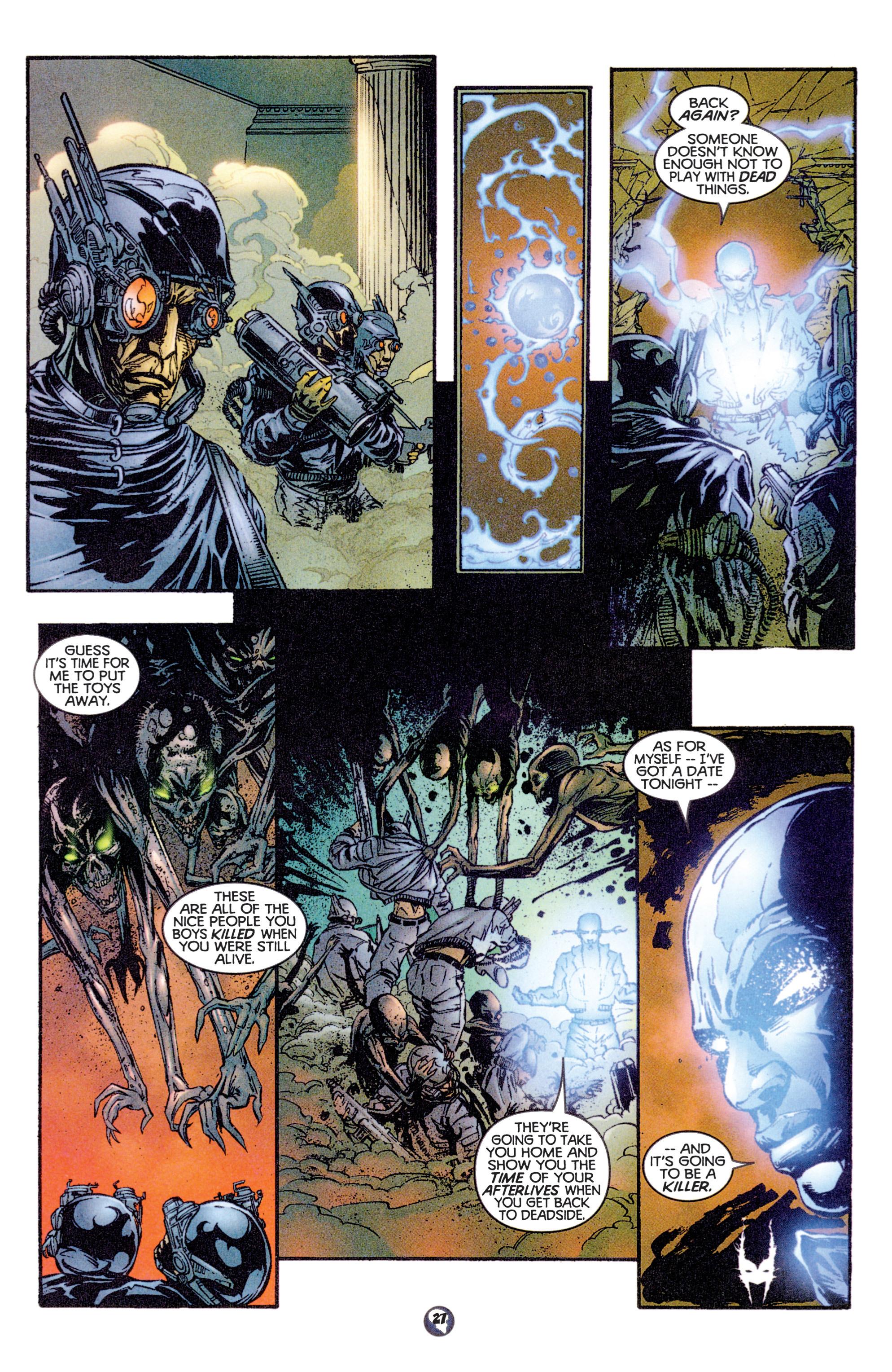 Read online Shadowman (1997) comic -  Issue #16 - 23