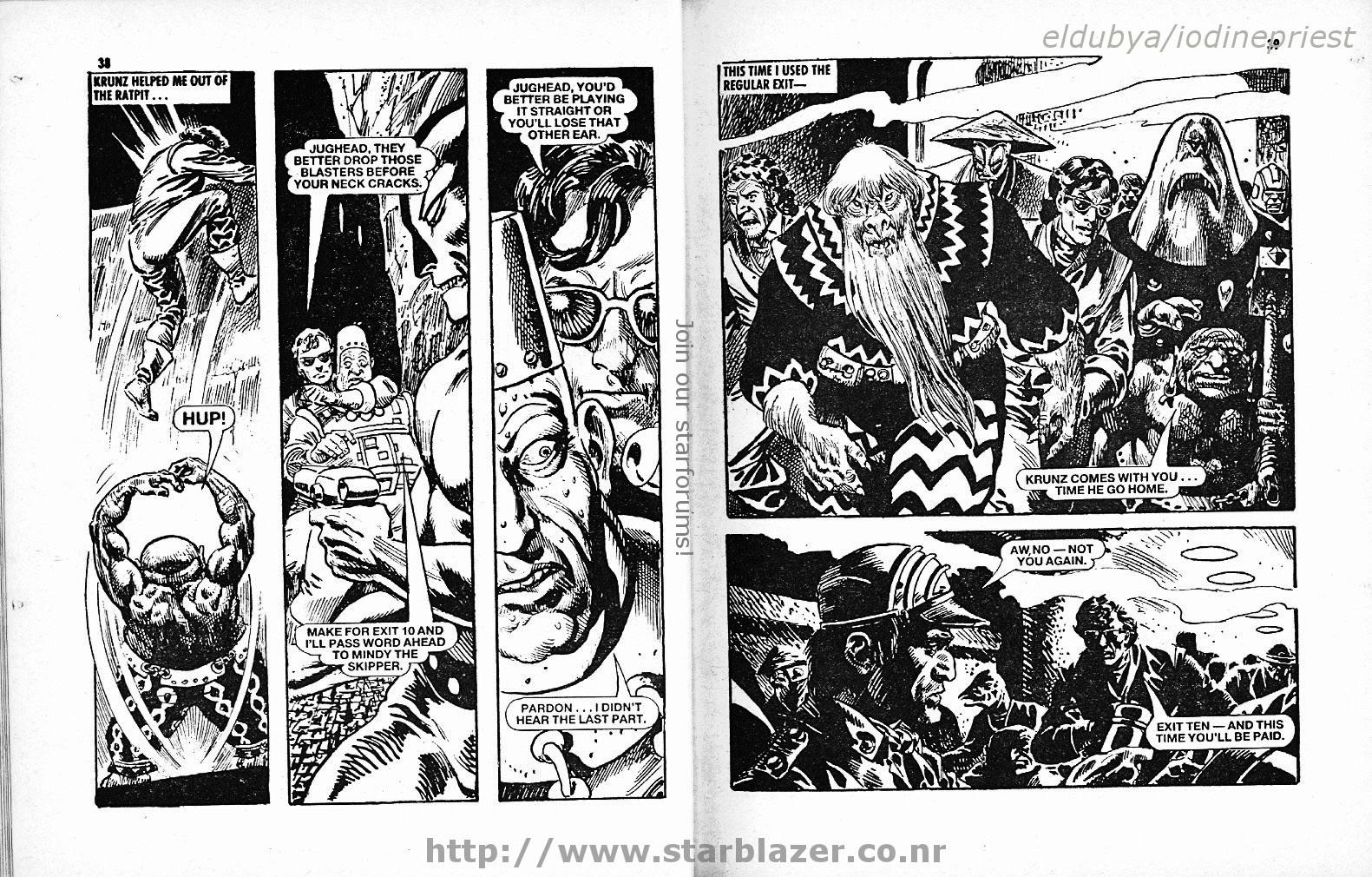 Starblazer issue 199 - Page 21