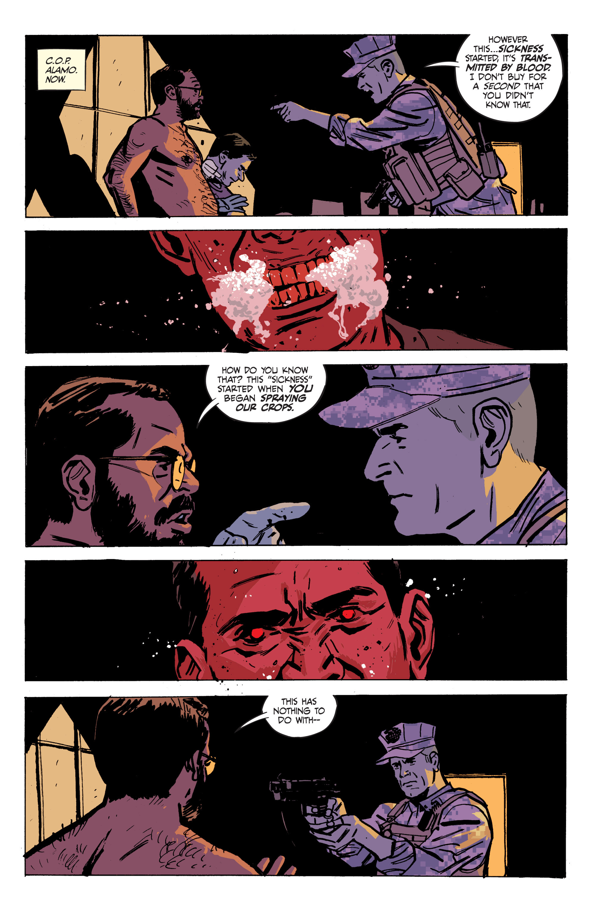 Read online Graveyard of Empires comic -  Issue # TPB - 73