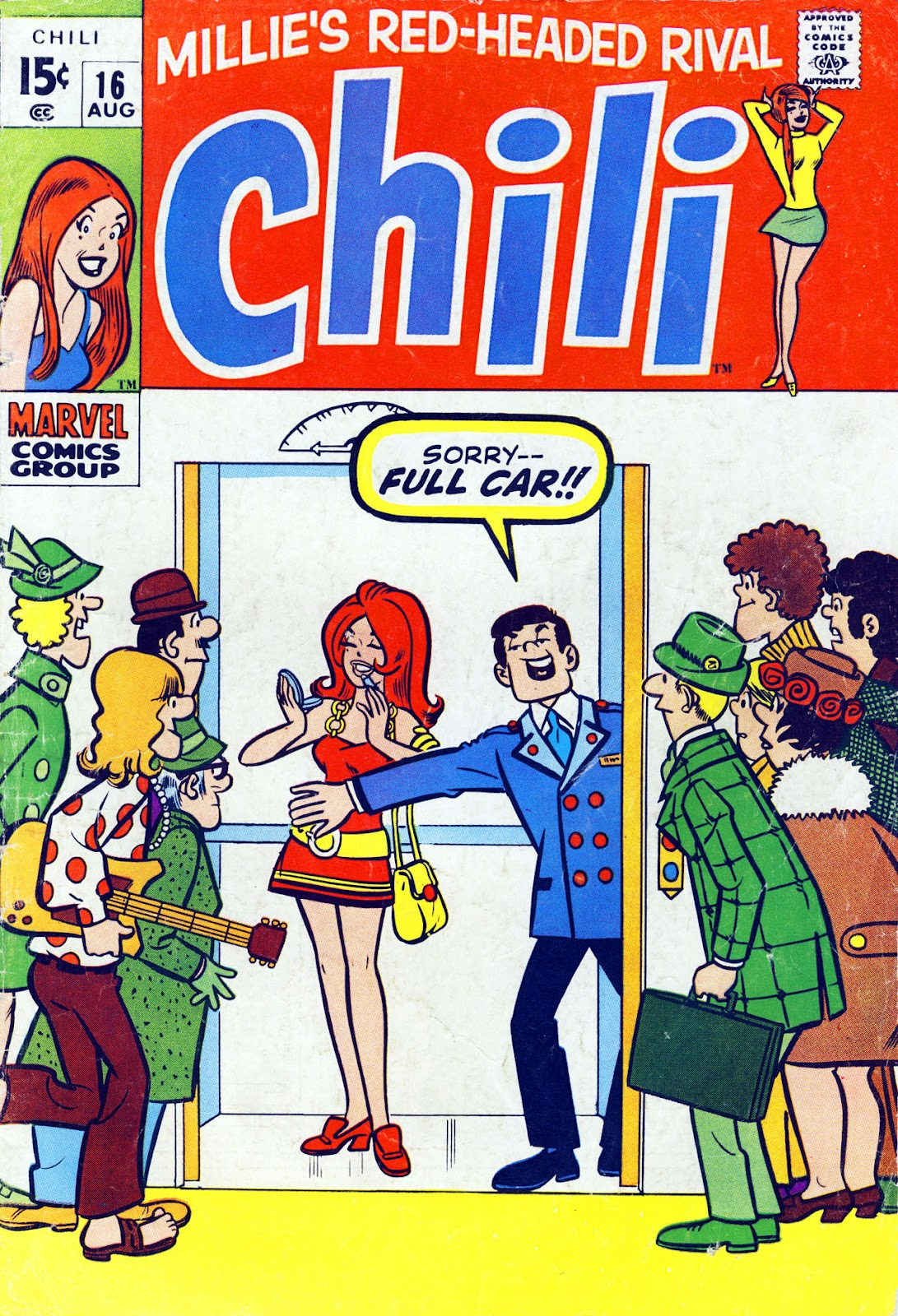 Chili issue 16 - Page 1