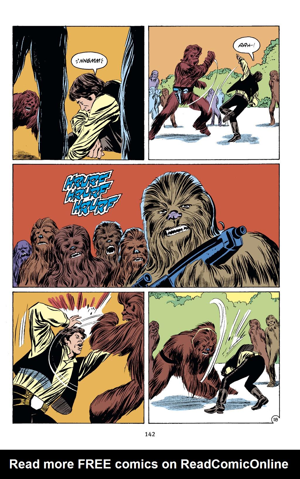 Read online Star Wars Omnibus comic -  Issue # Vol. 21 - 136