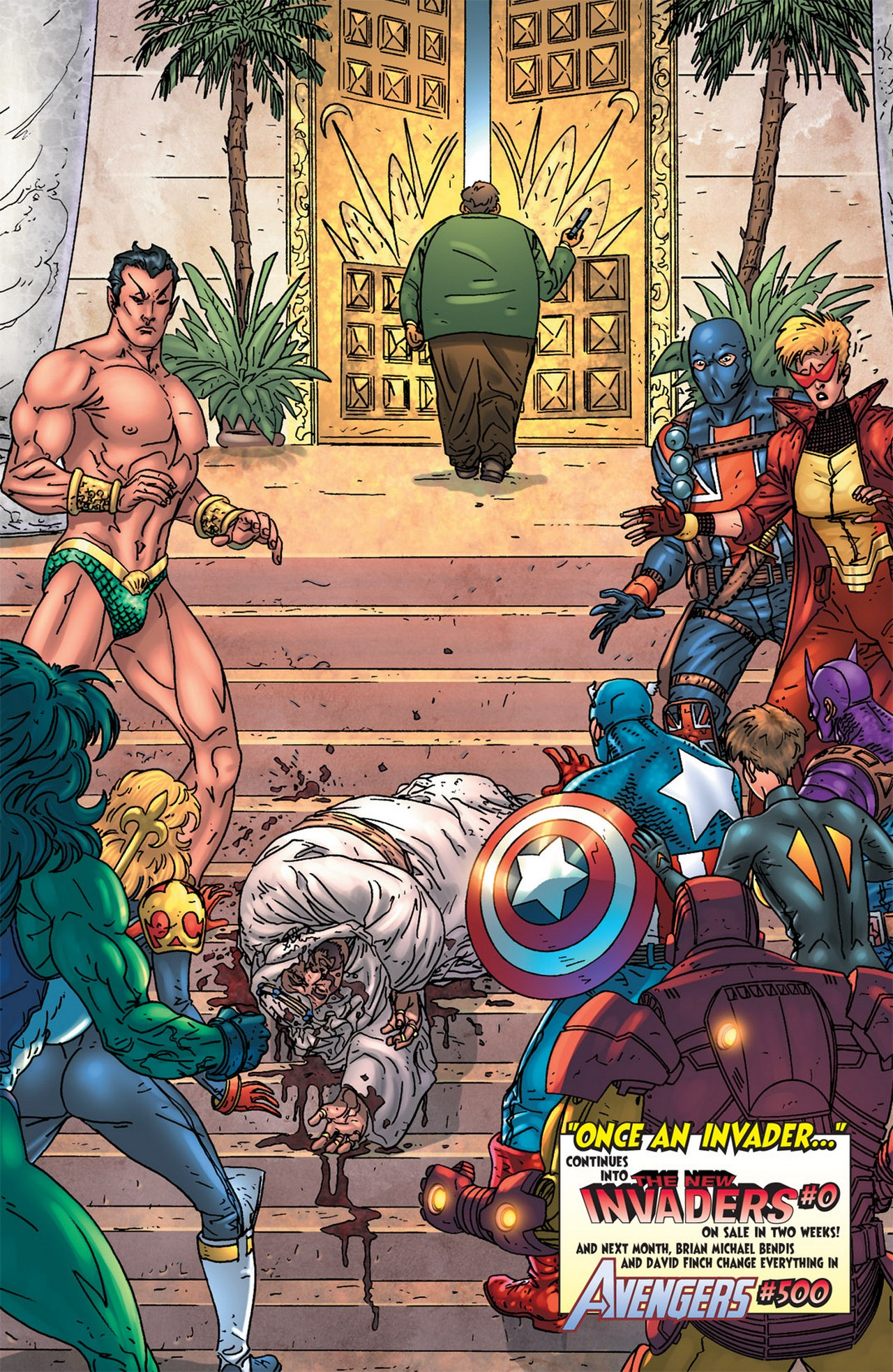 Read online Avengers (1998) comic -  Issue #84 - 24