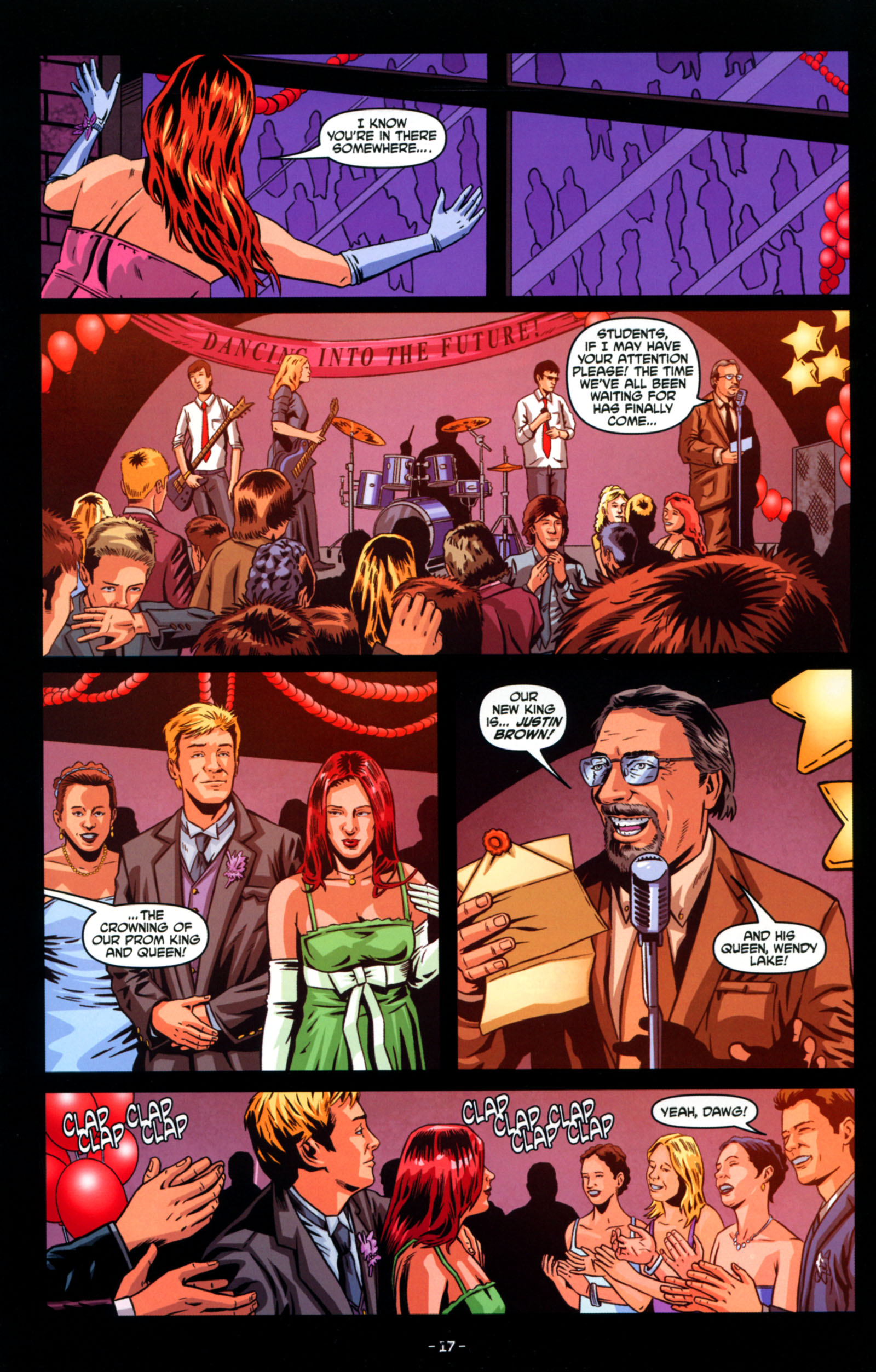 Read online True Blood: Tainted Love comic -  Issue #4 - 19